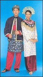 Pakaian orang Melaka