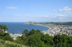 Bay of Llandudno