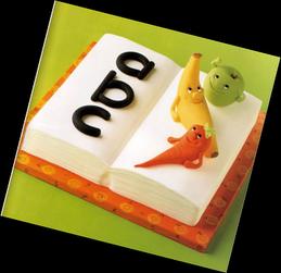 * Sugestões para bolos * Cartilha