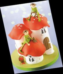 * Sugestões para bolos *