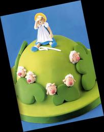 * Sugestões para bolos * Pastorinha