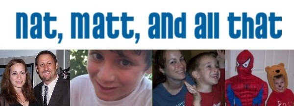 nat, matt and all that - asperger's, family, writing, arizona blog