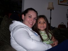 JellyBean and Aunt Tricia