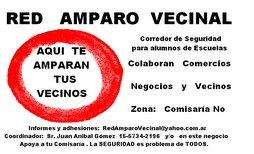 Logo Red Amparo Vecinal