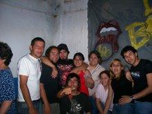 """PUNCHI  de """"LA MAZA"""" y nuevos amigos"""