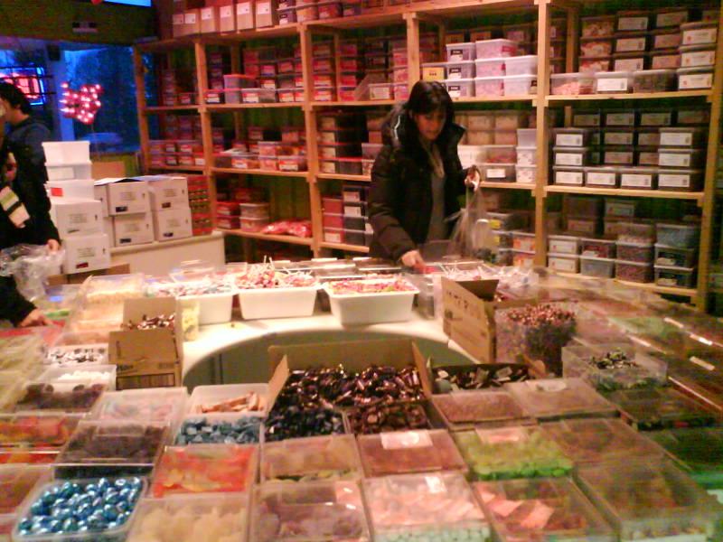 sveriges största godisbutik
