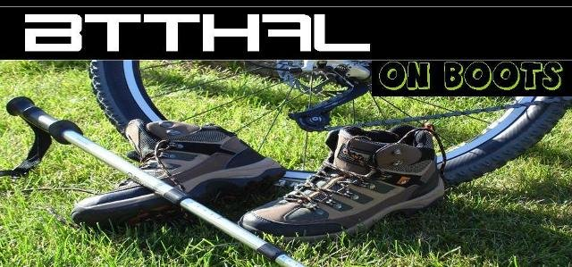 BTTHAL ON BOOTS - A OUTRA FACE OUTDOOR!
