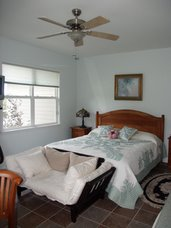 Vacation Rental Room