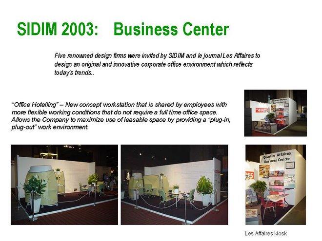 SIDIM Tradeshow