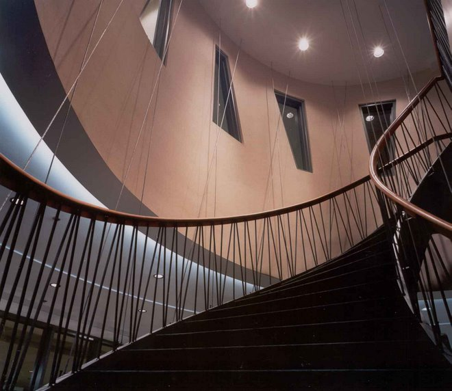 Marconi staircase