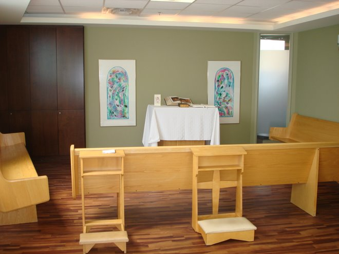 Lakeshore General Hospital- Prayer Room
