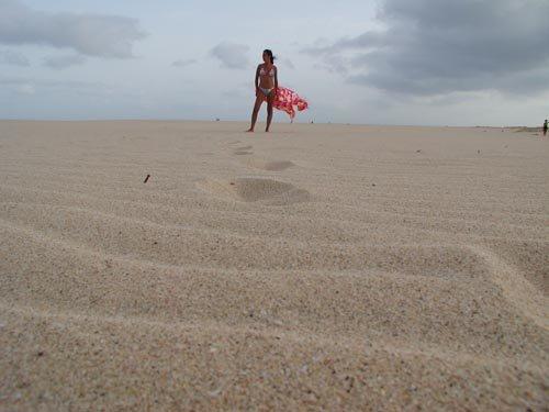 Mulher d'Areia