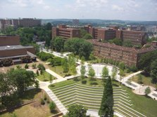 From the top of McClung Tower