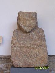 Origen Sta. Eulalia de Logrosa-Negreira, actualmente no Museo do Pobo Galego