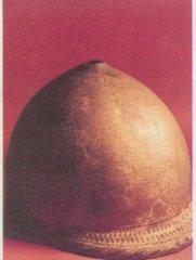Casco de bronce de Caldelas de Tui