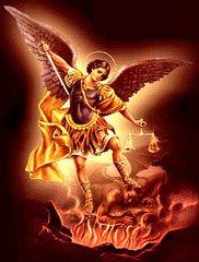 São Miguel Arcanjo, príncipe e defensor da Igreja