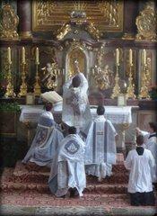 O Santo Sacrifício da Missa, tesouro maior da Igreja
