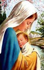 Nossa Senhora, Mãe da Divina Graça!