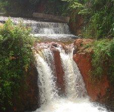 Cachoeira do Lourenção