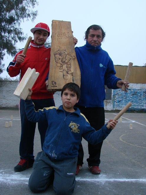 Equipo Ganador Kubb 2007