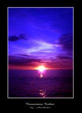 Senja Dalam Keheningan