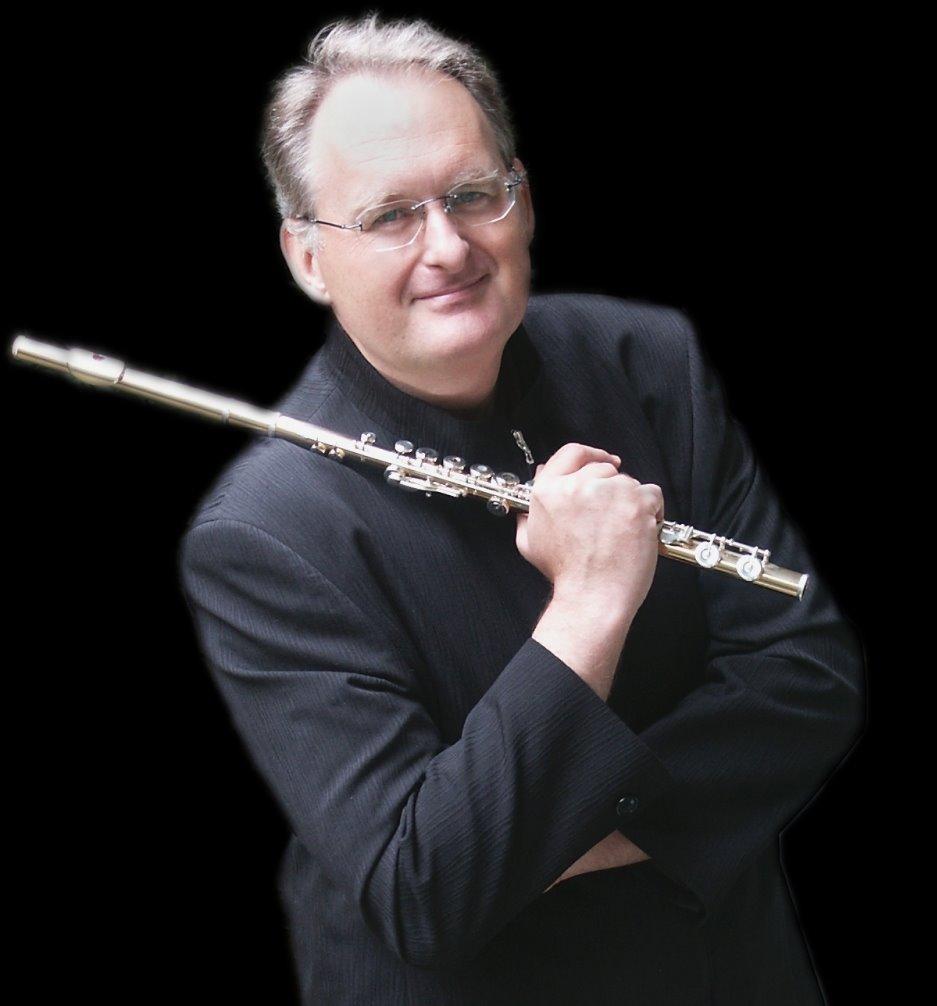 Christian PLOUVIER, flutist