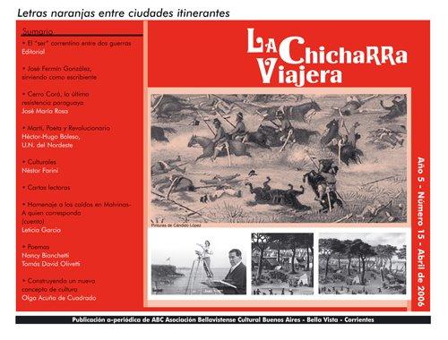 tapa de revista LA CHICHARRA