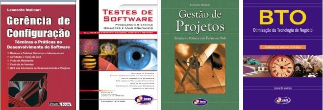 Meus Livros Publicados