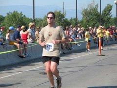 Missoula Marathon 2007