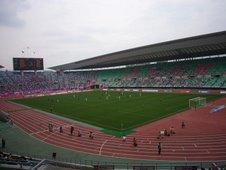 Nagai Stadium - Inside