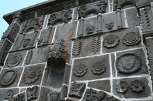 detail portique