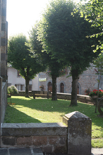 terrasse eglise