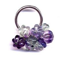 anillo fluorita