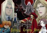 Hellsing and Trinity Blood (Comparacion)