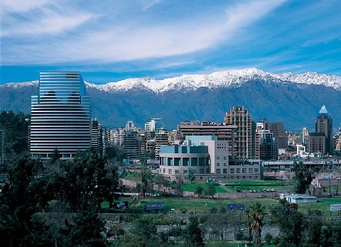 THE CITY, SANTIAGO - CHILE