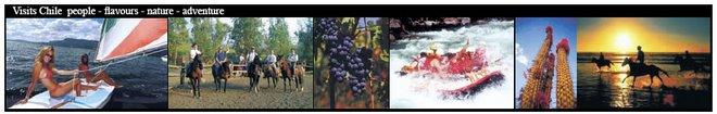 Learn more about Chile in a different way--Conozca mas de Chile de una manera diferente