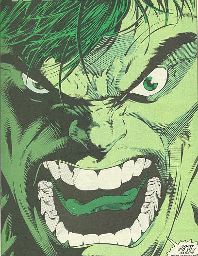 Im Zeichen des Hulk