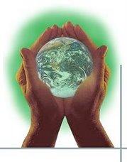¿El mundo a nuestros pies? ¡ Pues no ! En nuestras manos. Lo peor, las manos en las que estamos....