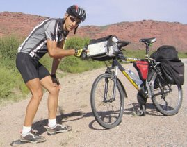 Un défi de 45000km à travers le monde