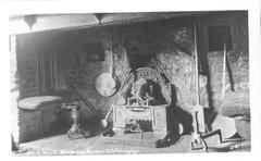 White Hart, inglenook fireplace