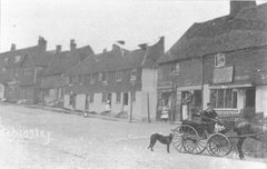 The Three Tuns, Youell & Elkins, c 1900.