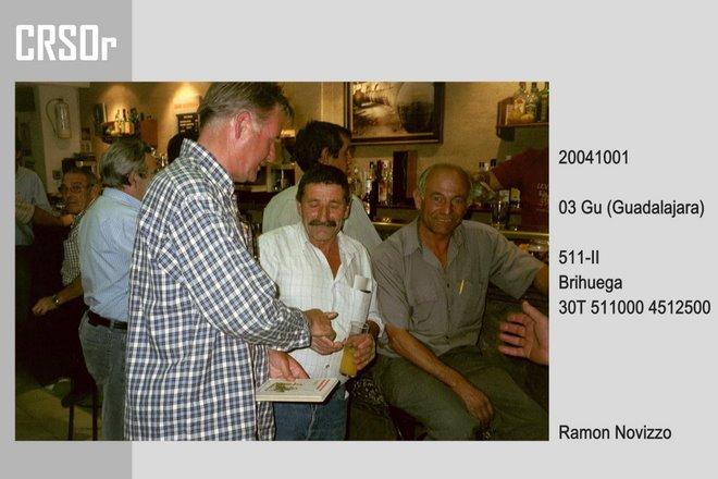 2004 Guadalajara - Brihuega: Ramon Novizzo