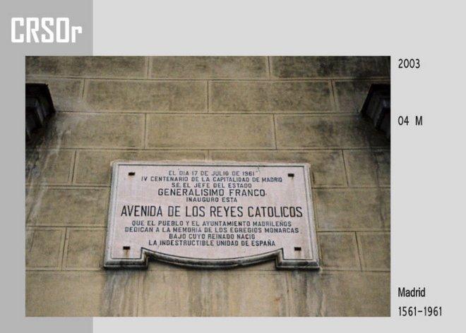 2003 Madrid 1561-1961