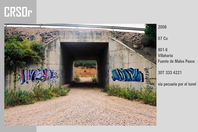 2006 Cordoba - Villaharta: tunel