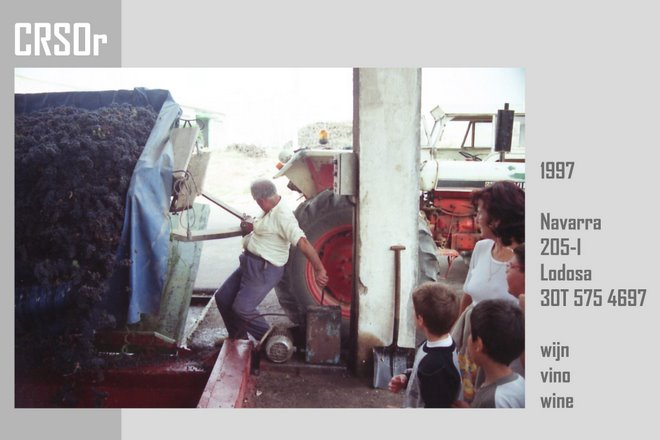 1997 Navarra - Lodosa: vino