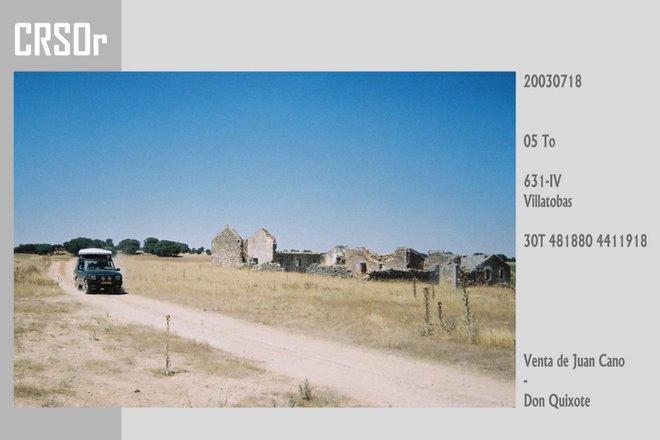 2003 Toledo - Venta de Juan Cano - DQ