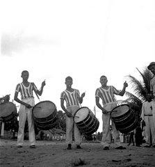 Foto tirada por Pierre Verger em Recife, Pernanbuco - 1947.