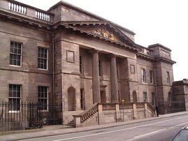 Leith Custom House