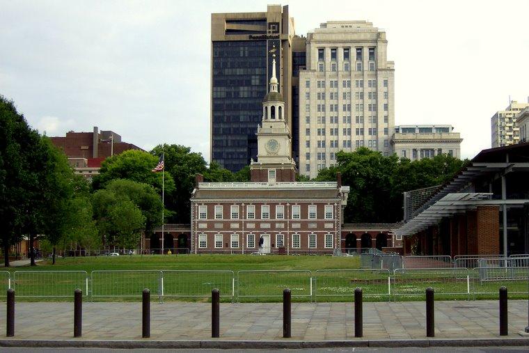 Prima capitală americană.