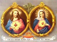 Sagrados Corazones de Jesús y de María